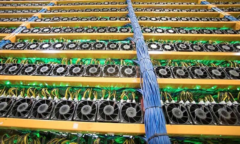 با توجه به قطعی برق در کشور، فعالیت مزرعه ماینینگ رفسنجان متوقف شد