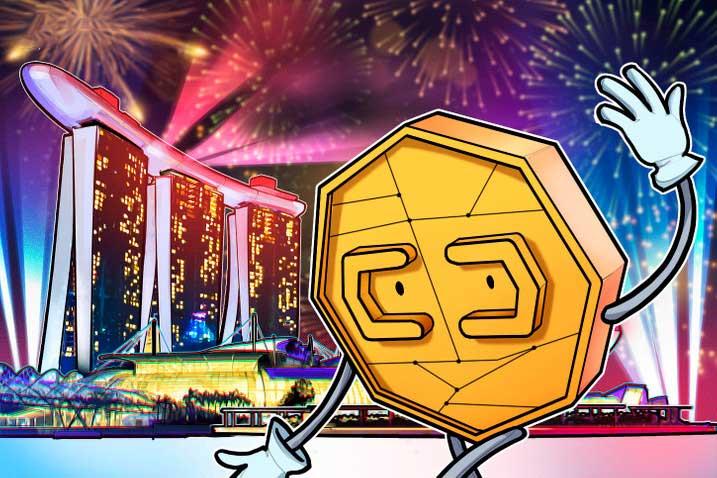رشد 10 برابری معاملات رمز ارزها در بزرگترین بانک سنگاپور