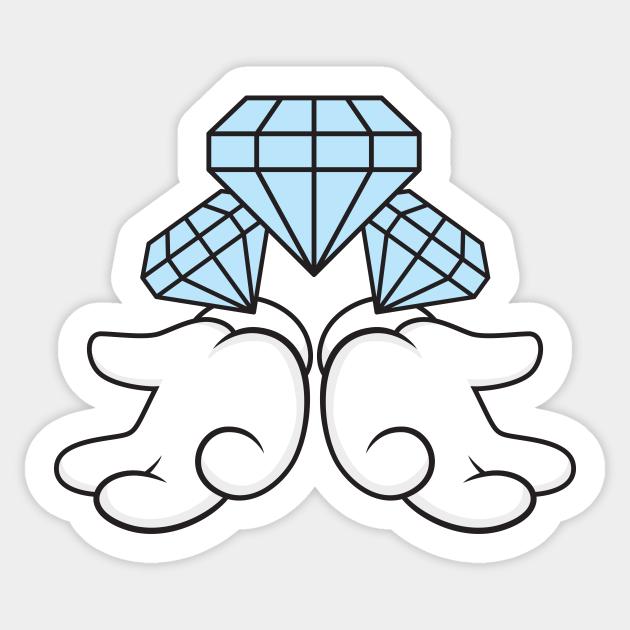 دستان الماس یا DIAMOND HANDS یعنی چه؟!